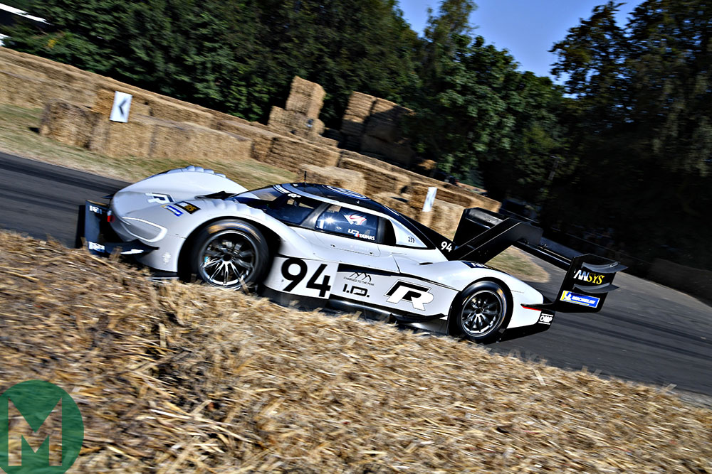 'Record breakers': the 2019 Festival of Speed theme