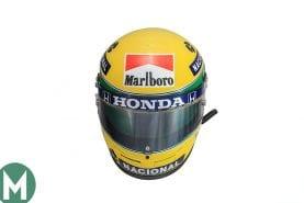 Senna, Schumacher and Alonso memorabilia on sale