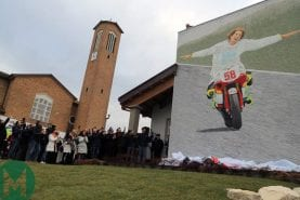Marco Simoncelli charity house launched