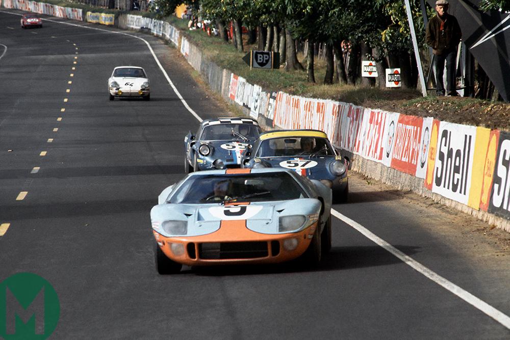 Watch: Pedro Rodríguez's first Le Mans win