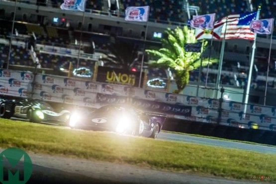 Watch: A Lola around Daytona