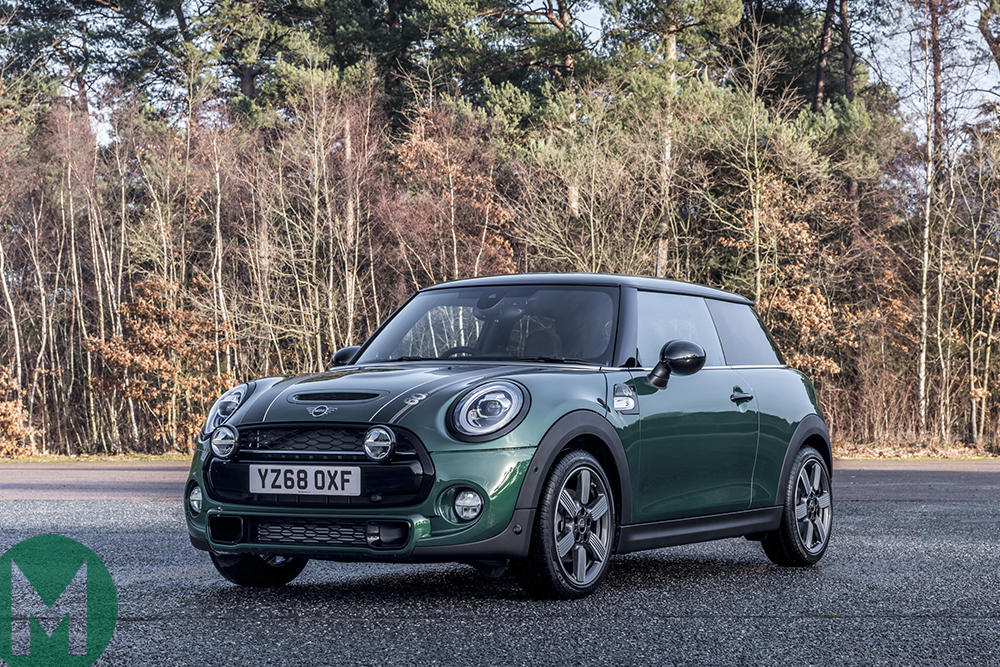 Mini marks 60th birthday with limited-edition model