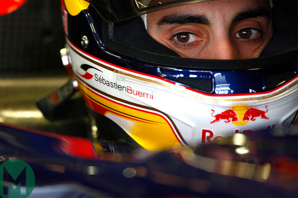 Buemi to continue as Red Bull F1 reserve