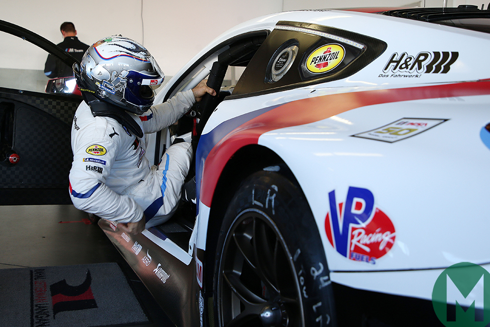 Watch: How Zanardi's Daytona driver changes will work