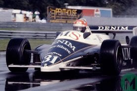 The good (and bad) times of Eddie Cheever