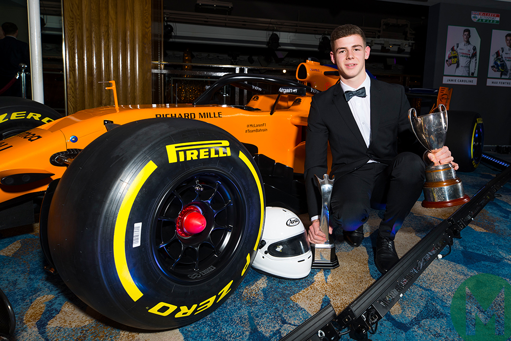 Young driver award continues despite McLaren pullout