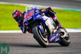 How I ride: Maverick Viñales