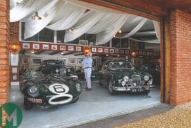 Race Retro to pay Mike Hawthorn tribute
