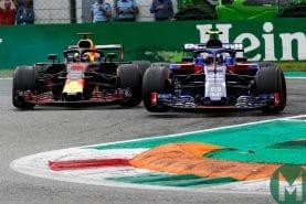 Toro Rosso details closer Red Bull F1 partnership