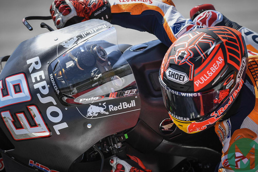 MotoGP Mutterings: Honda's walking wounded