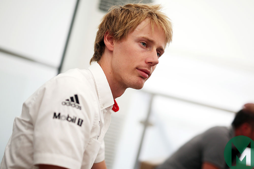 Brendon Hartley returns to WEC with SMP Racing