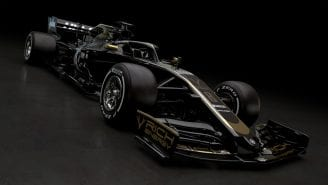 Gallery: Haas' 2019 F1 livery