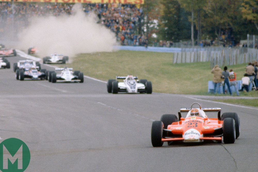 MPH: Could history repeat for Alfa in F1?