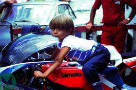 Rossi at 40: so many memories