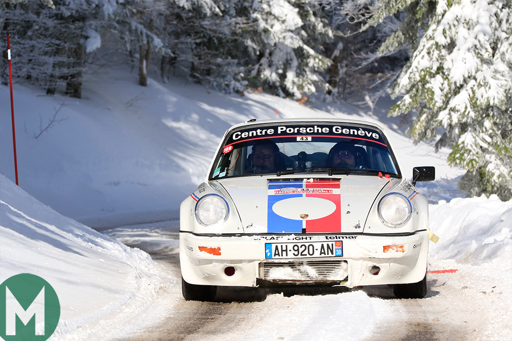 1976 Porsche 911 RS owned by Romain Dumas
