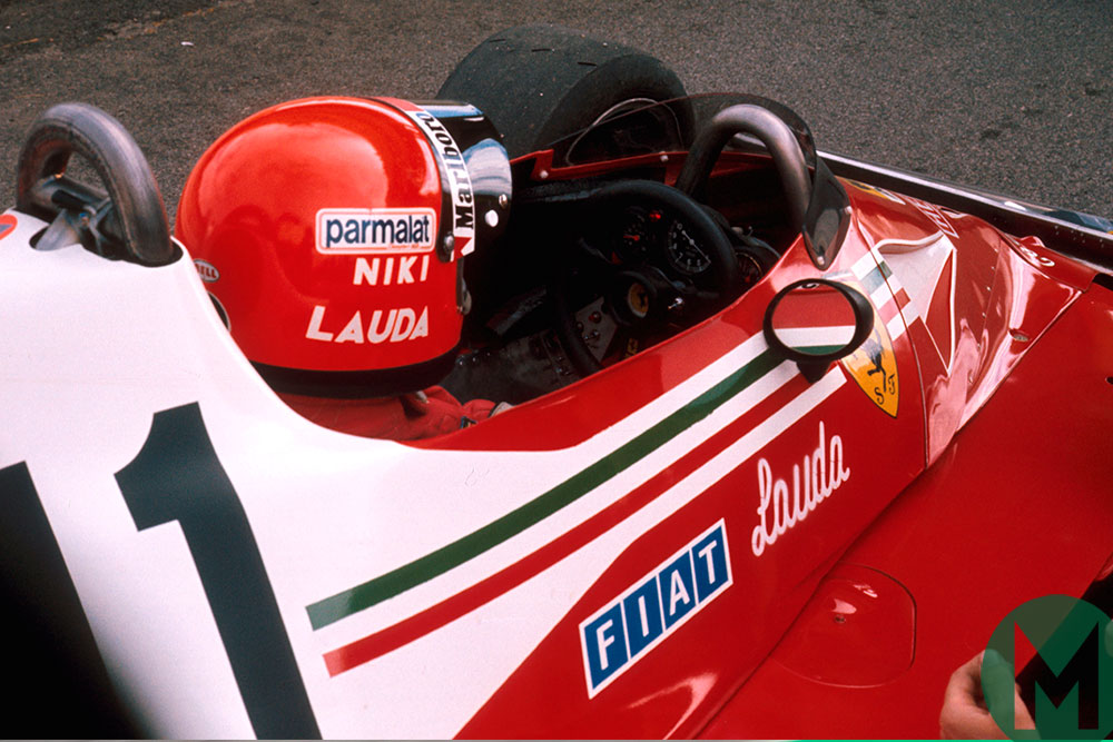 "Watch: Niki Lauda on his ""biggest mistake"""