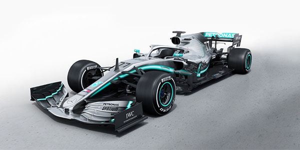 Updated: The 2019 F1 car reveal dates