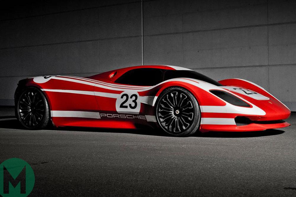 concept Porshce 917