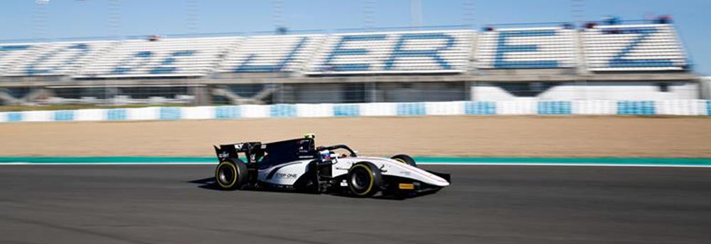 Sauber Charouz Correa F2