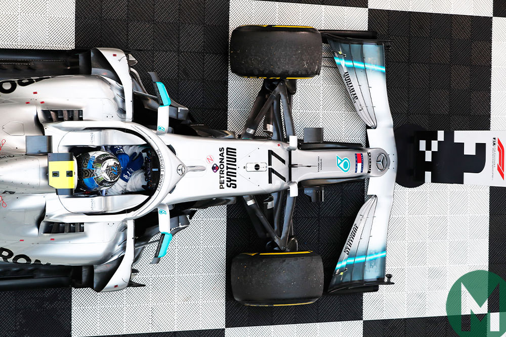 Where Mercedes gained time in the F1 opener