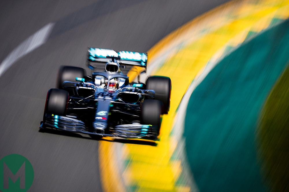MPH: Why Australian F1 Grand Prix practice tells us very little