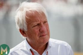 """Charlie Whiting: """"a paragon of calm common sense"""""""
