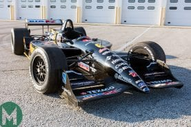 Updated: Michael Andretti's 1999 CART challenger