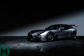 Updated: Ginetta reveals images of new supercar
