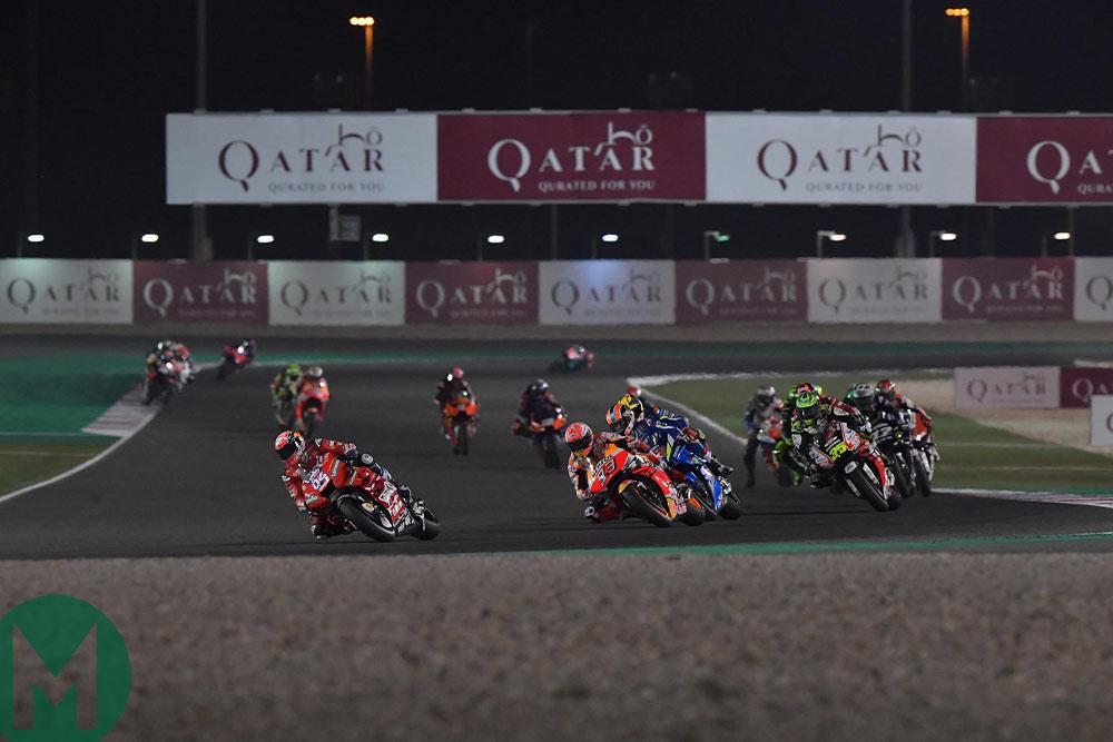 2019 MotoGP Qatar