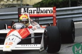 Watch Senna's greatest lap dissected