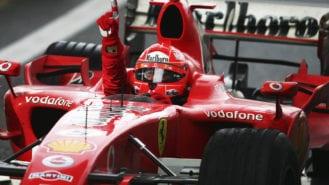 Michael Schumacher's 91st and final F1 win: 2006 Chinese Grand Prix