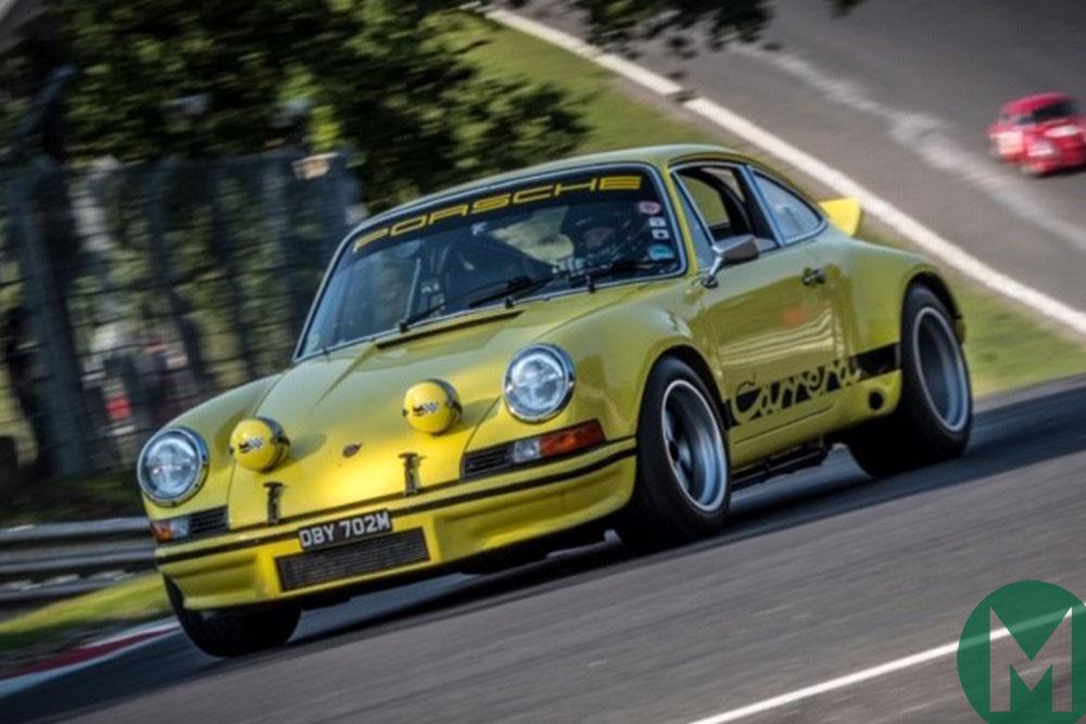 1973 Porsche 911 2.8 RSR