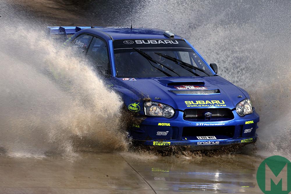 Solberg WRC 2003