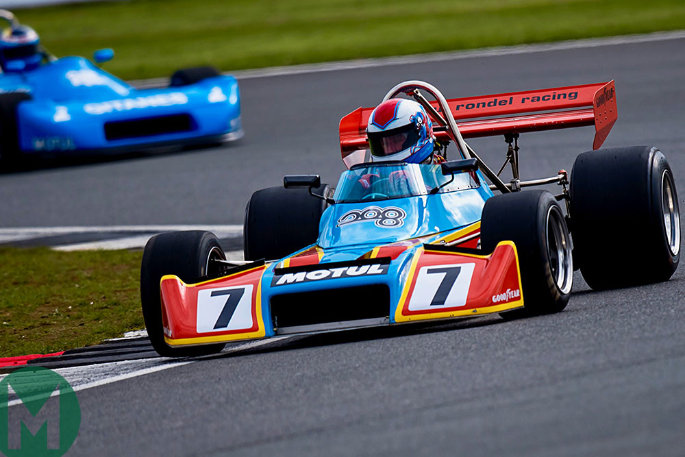 Record-breaking F2 grid expected for 2019 Silverstone Classic