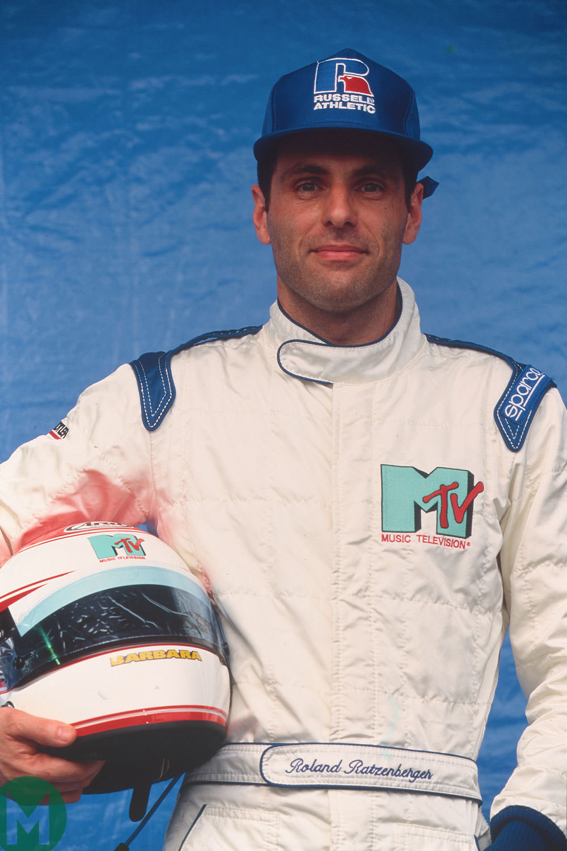 Ratzenberger Roland, 1994 F1