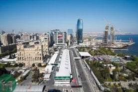 2019 Azerbaijan Grand Prix report