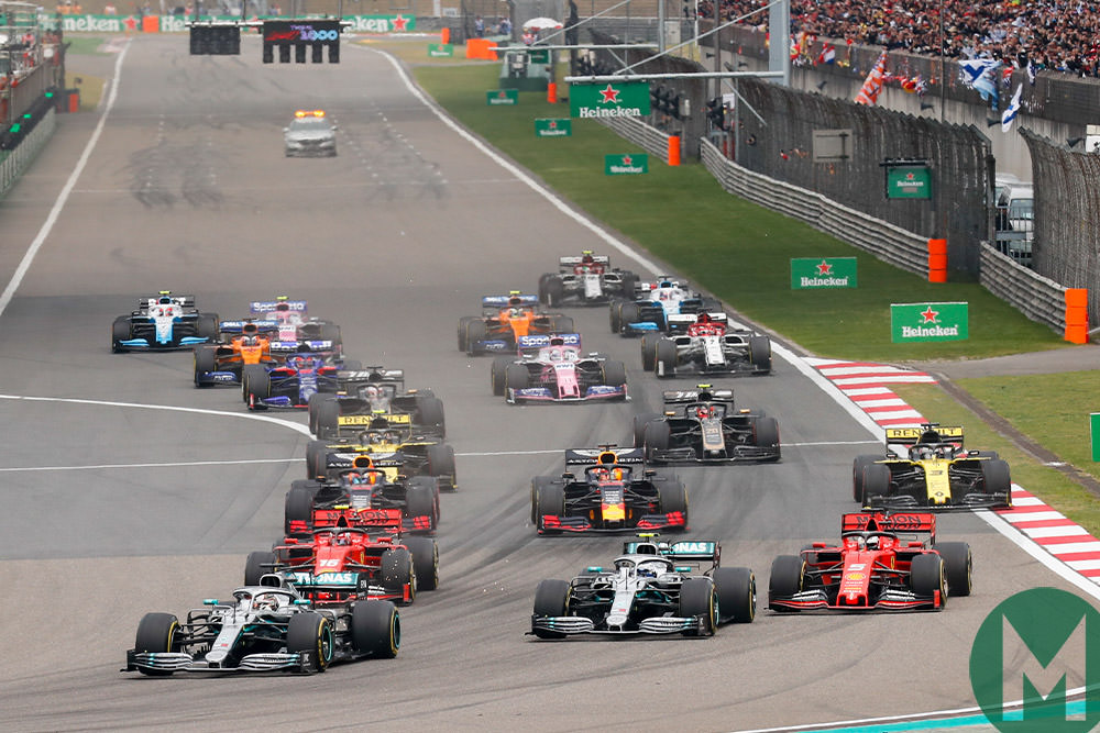 2019 Chinese Grand Prix report