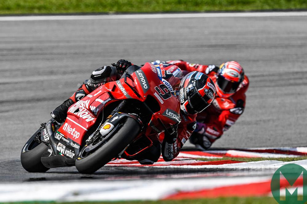 Ducati's double-barrelled MotoGP strategy