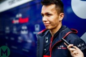 Alex Albon: star of the 2019 F1 season so far