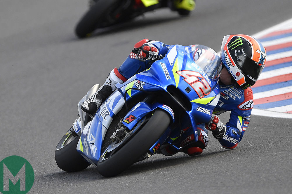 COTA Alex Rins 2019 MotoGP
