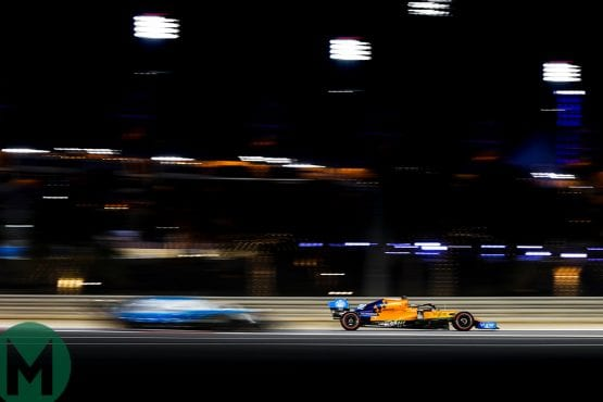 A new leaf for McLaren F1