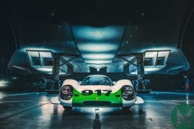 Concorde and Porsche 917: 50 years