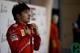 Leclerc in Bahrain shows he's Stewart not Alesi