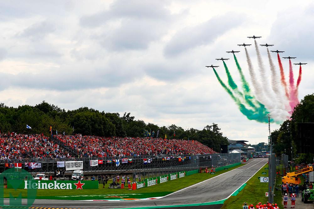 Monza Italy F1 2018