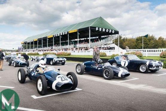 Goodwood announces new races for 2019 Revival