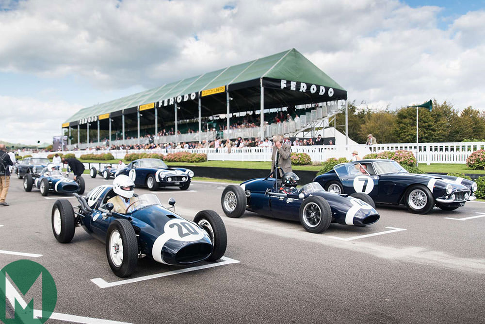 Goodwood announces new races for 2019 Revival