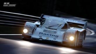 Porsche 962C added to GT Sport
