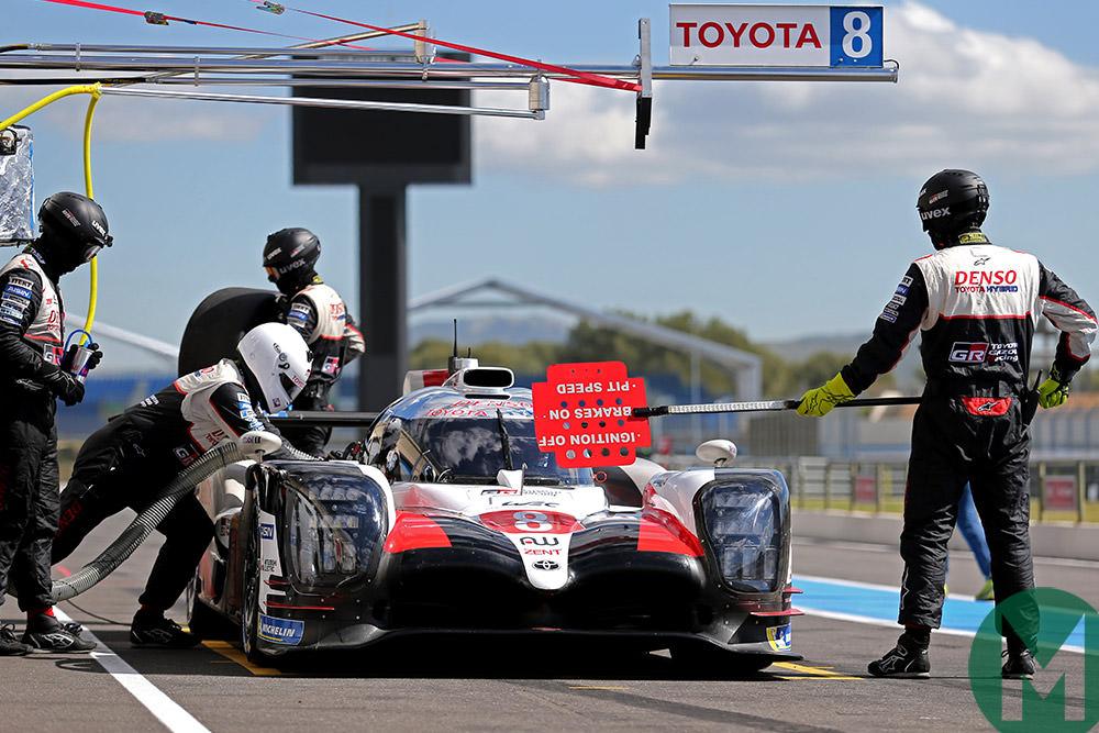 Toyota boss: 'We'd rather build a prototype than a hypercar'
