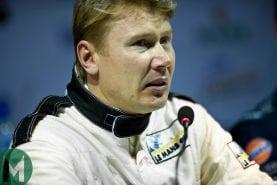 Mika Häkkinen to race at Suzuka 10 Hours