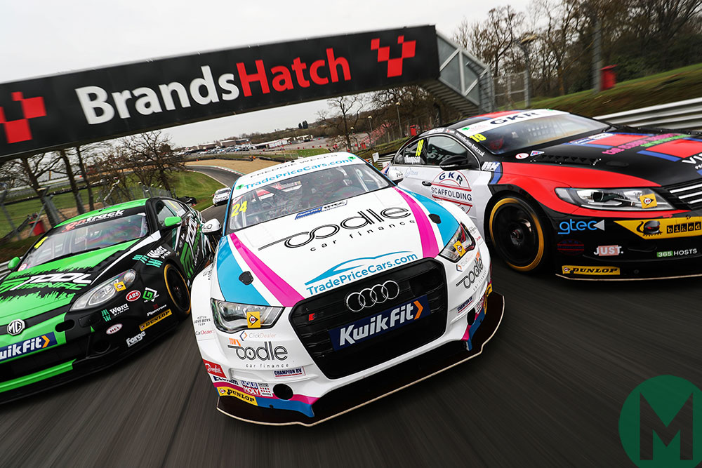 2019 BTCC Brands Hatch launch
